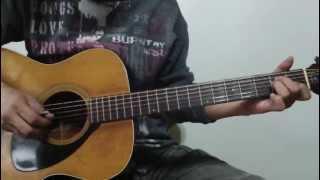山谷ブルース 弾き語りギター~ハンマリングレッスン