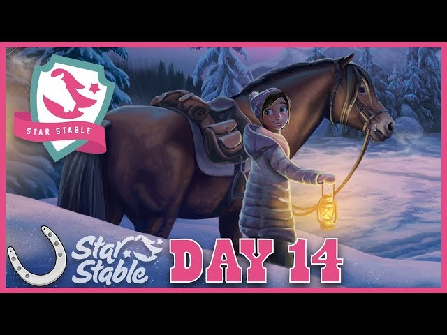 Day 14 Holiday Calendar 2018 🐴 Star Stable Online