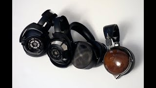 Comparison listening test: Sennheiser HD 820, HD 800S, Audeze LCD XC, Sony Z1R headphones