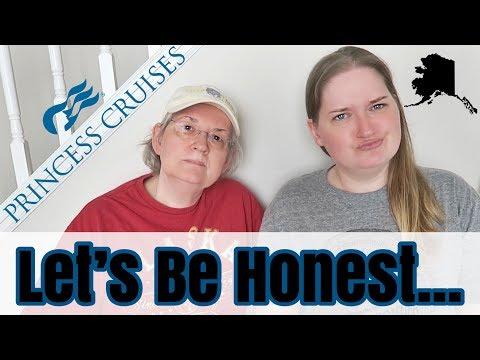 Alaska Princess Cruise | Sea & Land | Honest Review