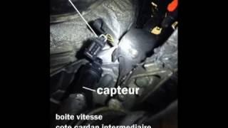 changement capteur vitesse kilometrique t4 multivan 2 5 tdi