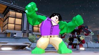 Lego Marvels Avengers S.H.I.EL.D. Base Hub All Character Tokens/Gold Bricks/Collectibles