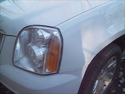 GMC Yukon Denali `08 1500 series AWD front wheel bearing replace