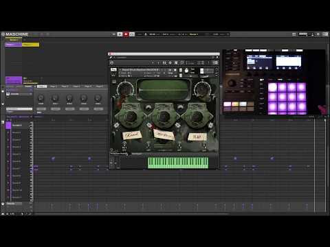 kontakt 5 new hound drum machine video review youtube. Black Bedroom Furniture Sets. Home Design Ideas