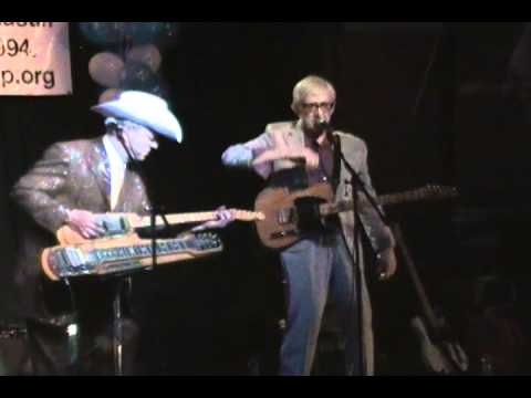 Junior Brown & Bill Kirchen (Hot Rod Lincoln) - Surfin' 17 A-Go-Go KOOP Radio Birthday Party