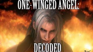 One-Winged Angel: DECODED (Sephiroth Theme) - brentalfloss thumbnail