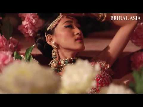 Bridal Asia presents Anushree Reddy