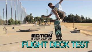 Powell Peralta Flight Deck Test w/ Khrys Ross