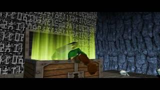 Zelda Ocarina of Time Retextured 100% Walkthrough [HD] Part 8 - Suns Song