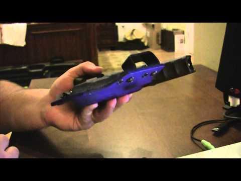 how to make a homemade glock