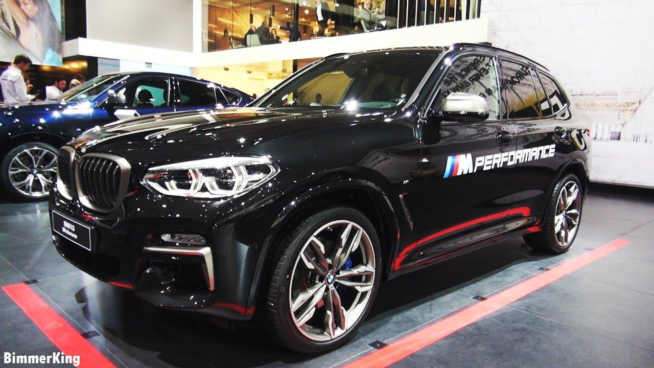 2018 BMW X3 M40i - NEW Review Full Interior Exterior ...