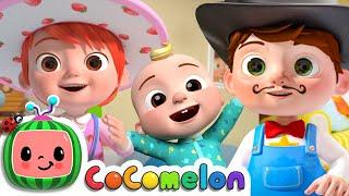Pretend Play Song + Best Baby Nursery Rhymes & Kids Songs - CoComelon | Moonbug Kids