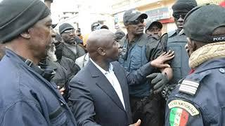 dernière minute, La demeure de Idrissa Seck entourée par des escadrons de la gendarmerie