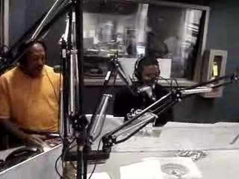Frank Ski & Wanda interview Yung Joc & Block on V103