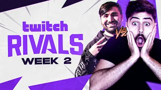 Yassuo | TWITCH RIVALS GROUP A WEEK 2 (Yassuo vs Voyboy & Lux)