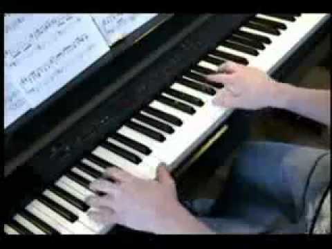 Castle On A Cloud - Piano - Les Miserables