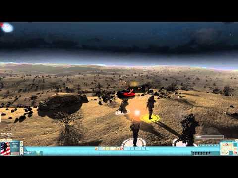 Men of War  Assault Squad 2 Delta Force Night Raid  
