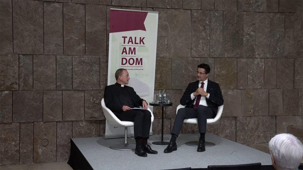 Talk am Dom - Katholizismus und Heimatliebe
