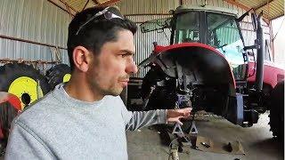 La petite panne du gros tracteur - 2019