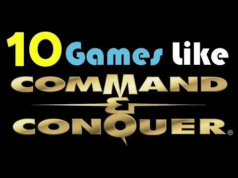 ★10 Games Like Command And Conquer★
