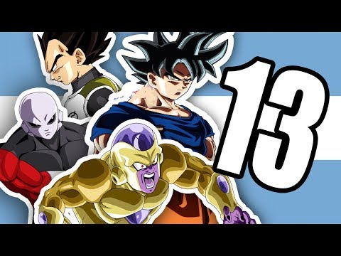 Dragon Ball Súper 13 (Doblaje Argentino) Parodia
