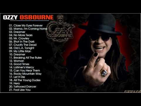 Ozzy Osbourne Greatest Hits 2017 | Ozzy Osbourne All Songs [Best Cover Songs]