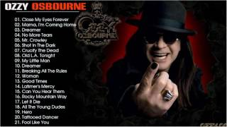 Скачать Ozzy Osbourne Greatest Hits 2017 Ozzy Osbourne All Songs Best Cover Songs