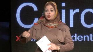 Thirty-something: Ghada Abd El Aal at TEDxCairoWomen