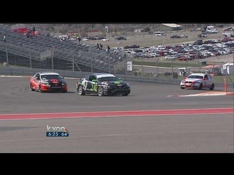 Grand Am racing makes Austin debut