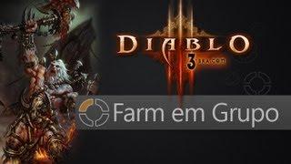 Diablo 3: Farm Ato 3 Inferno em grupo. Dicas para Monk e Barbaro ( Controle e DPS )