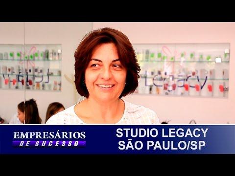 STUDIO LEGACY SÃO PAULO, EMPRESÁRIOS DE SUCESSO VTV SBT