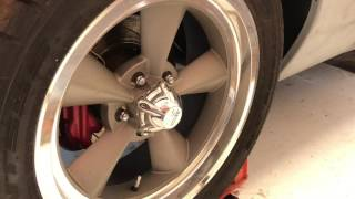 Product Review Kentucky Mustang Drum To Disc Brake Conversion Kit Front Brakes