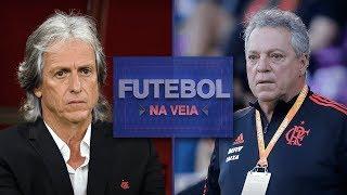 Abel Braga merece parte das premiações de títulos do Flamengo?   Futebol na Veia