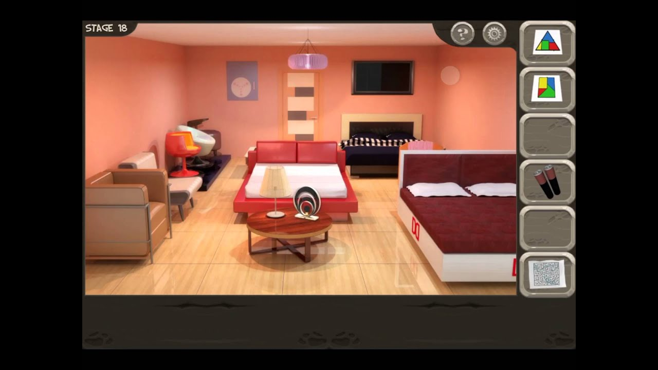 The Great Living Room Escape Walkthrough Juego Justsingit Part 96