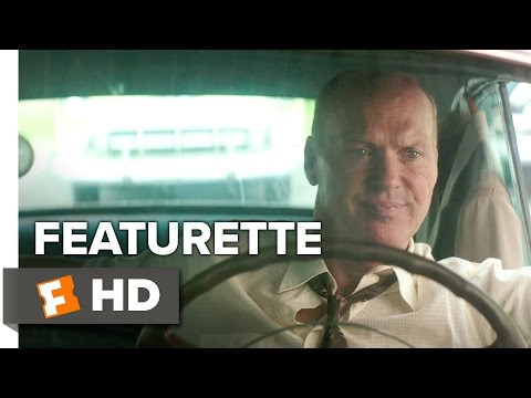 The Founder Featurette - The Story (2017) - Michael Keaton Movie
