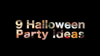 9 Halloween Party Ideas for Kids