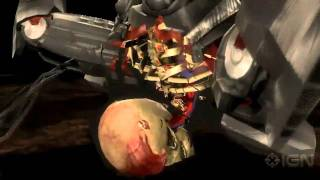 MK9 Ermac REVEALED! Mortal Kombat 2011 720p HD! Ermac X-RAY!!