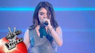 Maëlle - 'Alien' | Finale | The Voice Kids | VTM