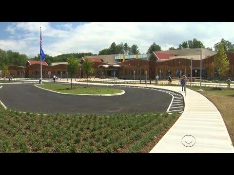 New Sandy Hook school opens nearly 4 years since massacre