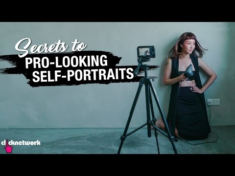 Secrets To Pro-Looking Self-Portraits - Rozz Recommends: EP10