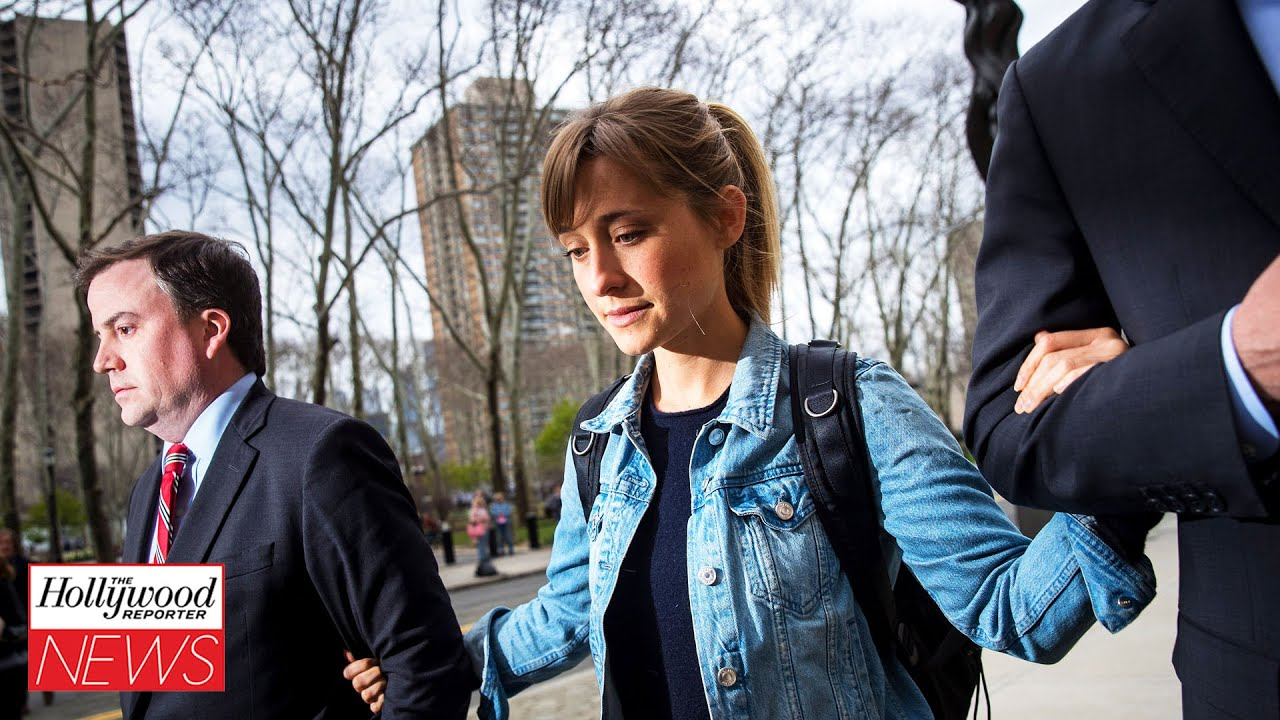 Allison Mack Begins 3-Year Prison Sentence Early for Role in NXIVM Crimes | THR News