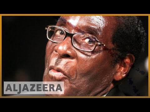 Robert Mugabe: 1924-2019 Zimbabwe's founding leader was 95