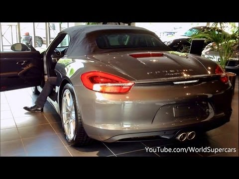 porsche boxster s loud start up and sound youtube. Black Bedroom Furniture Sets. Home Design Ideas