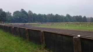 Hindenberg Dirt Track 2014 Motorcycles Lauf 1