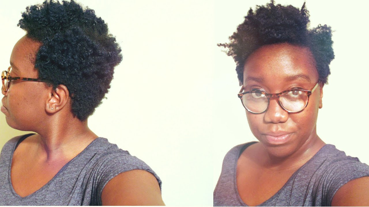 CHOP THOSE NAPPS DIY TAPER CUT ON NATURAL HAIR YouTube