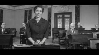 Tempestad sobre Washington (Advise & Consent, 1962) - Otto Preminger, Betty White