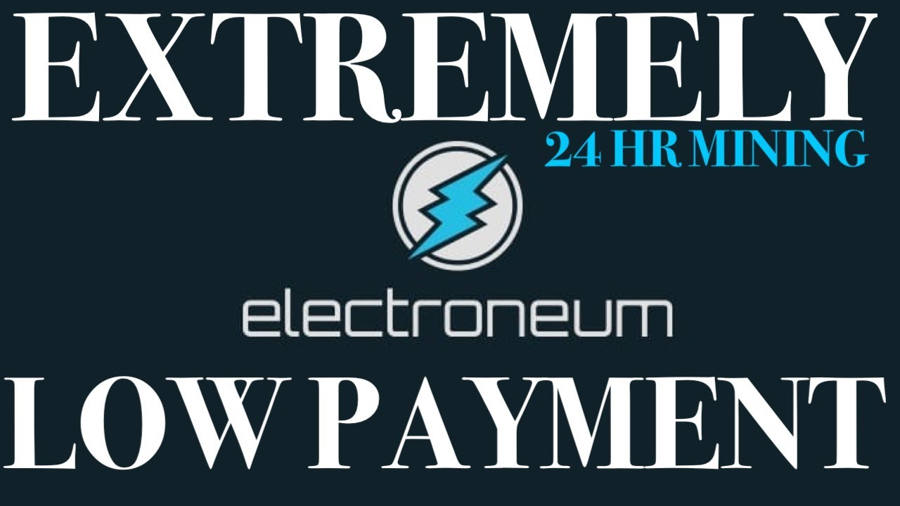 Mining Electroneum Doesnt Show Hash Rate Or Shares 100m A Second