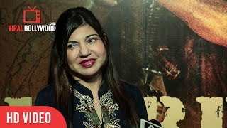 Alka Yagnik At Border Movie 20 Years Celebration | Viralbollywood