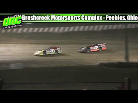 Brushcreek Motorsports Complex :: 9.14.13 :: $10,000 to win Late Model Feature 1