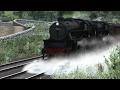 Train Simulator 2017 - 45212 & 45407 Tackle The Settle & Carlisle (4K)